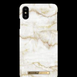 Fashion Case iPhone X/XS Golden Pearl Marble | iDeal of Sweden (CA)