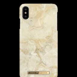Fashion Case iPhone X/XS Sandstorm Marble | iDeal of Sweden (CA)
