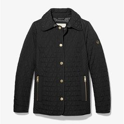 Quilted Barn Jacket   Michael Kors (US & CA)