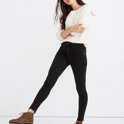 """10"""" High-Rise Skinny Jeans in Starkey Wash 