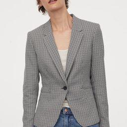 Fitted Blazer | H&M (US)