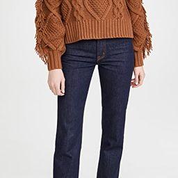 Jasper Fringe Sweater   Shopbop