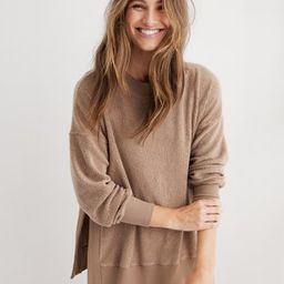 Aerie Cozy Good Vibes Oversized Sweatshirt | American Eagle Outfitters (US & CA)