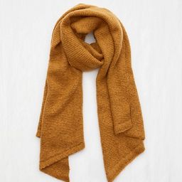 Aerie Knit Scarf | American Eagle Outfitters (US & CA)