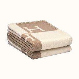 Soft Wool Blanket for Sofa Fur Decoration H Blanket Wearable Blanket Baby Modern Throw Blanket Co...   Amazon (US)