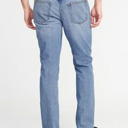 Straight Rigid Jeans For Men   Old Navy (US)