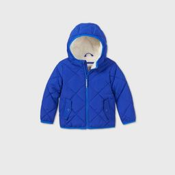 Toddler Quilted Puffer Jacket - Cat & Jack™   Target