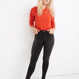 Curvy High-Rise Skinny Jeans in Starkey Wash | Madewell