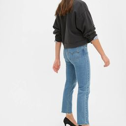 Wedgie Fit Ankle Women's Jeans | LEVI'S (US)