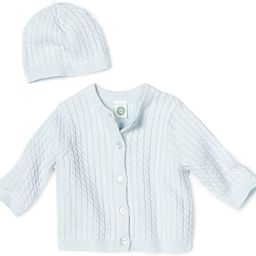 Little Me Baby Boys' Adorable Cable Sweater   Amazon (US)