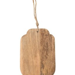 Small Wooden Cutting Board   McGee & Co.