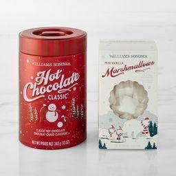 Classic Hot Chocolate & Marshmallows | Williams-Sonoma