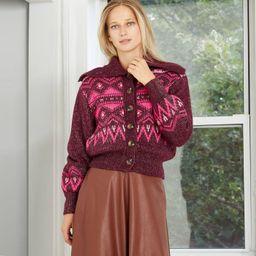 Women's Fairies Print Cardigan - Who What Wear™ | Target