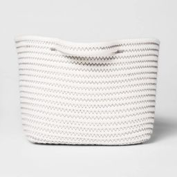 Bath Basket Small Crate Off White - Threshold™ | Target