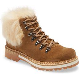 La Montelliana Clara Genuine Shearling Boot (Women) | Nordstrom | Nordstrom