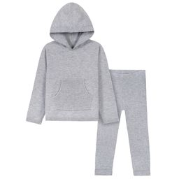 Modern Moments by Gerber® Baby & Toddler Boys or Girls Unisex Sweater Knit Hoodie and Pants, 2pc... | Walmart (US)