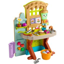 Fisher-Price Laugh & Learn Grow-The-Fun Garden To Kitchen Playset   Walmart (US)