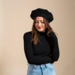 Wool Beret(11 colors available) | Hat Attack