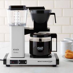 Moccamaster by Technivorm 10-Cup Coffee Maker with Glass Carafe | Williams-Sonoma