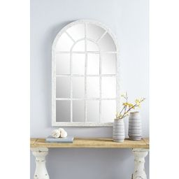 John Cathedral Window Arched Accent Mirror | Wayfair North America