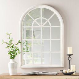 Arched Traditional Accent Mirror | Wayfair North America