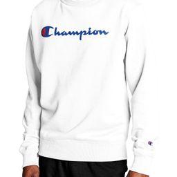 Champion Men's Powerblend Graphic Crew | Walmart (US)