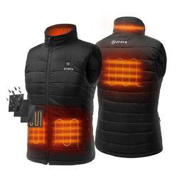ORORO Men's Lightweight Heated Vest with Battery Pack | Walmart (US)