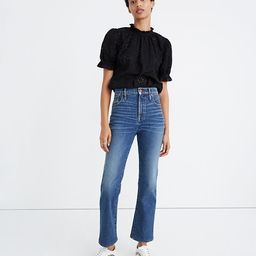 Slim Demi-Boot Jeans in Sundale Wash   Madewell