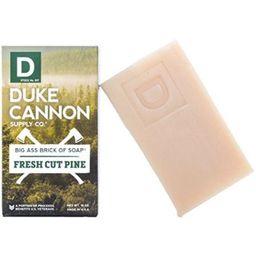 Duke Cannon Men's Big Ass Fresh Cut Pine American Brick Of Soap Bar 10oz | Walmart (US)
