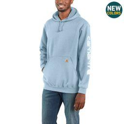 Midweight Hooded Logo Sweatshirt | Carhartt