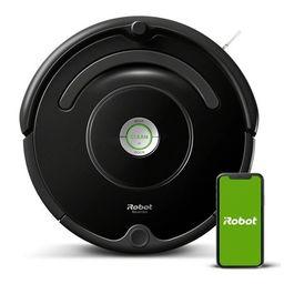 iRobot Roomba 675 Wi-Fi Connected Robot Vacuum   Target