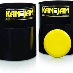 Kan Jam Portable Disc Toss Outdoor Game - Features Durable, Weather Resistant Material - Includes... | Amazon (US)
