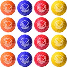 GoSports Foam Golf Practice Balls - Realistic Feel and Limited Flight - Soft for Indoor or Outdoo...   Amazon (US)
