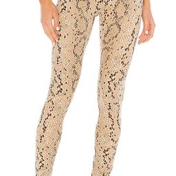 Varley Century Legging in Taupe. - size XS (also in L, M)   Revolve Clothing (Global)