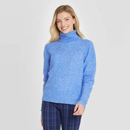 Women's Turtleneck Pullover Sweater - A New Day™ | Target