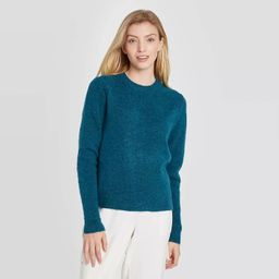 Women's Crewneck Pullover Sweater - A New Day™ | Target