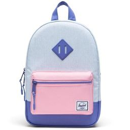 Herschel Supply Heritage Kids Ballad Blue, Candy Pink & Dusted Peri | Well.ca