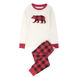 Hatley Kids Pajamas Buffalo Plaid | Well.ca
