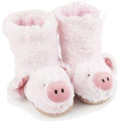 Hatley Kids Slippers Pig | Well.ca