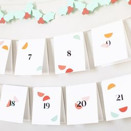 Creative Advent Calendar for Adults and Kids 24 Cards   Etsy   Etsy (US)