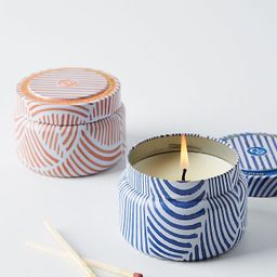 Capri Blue Candle Tin   Anthropologie (US)