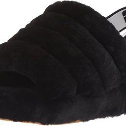 UGG Women's Fluff Yeah Slide Slipper   Amazon (US)