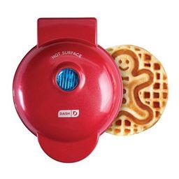 Dash Gingerbread Mini Waffle Maker   Target