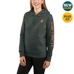 Clarksburg Graphic Sleeve Pullover Sweatshirt   Carhartt