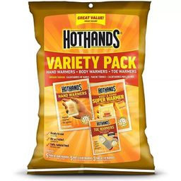 HotHands Variety Pack Warmers - 5pk   Target