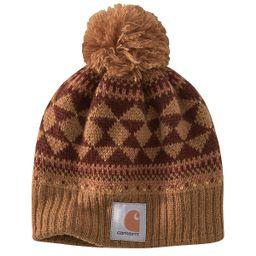 Carhartt® Knit Pom-Pom Fair Isle Hat   Carhartt