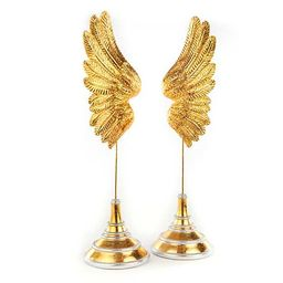 Patience Brewster Golden Angel Wings Set   MacKenzie-Childs