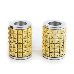 Studded Candle Holders - Gold - Set of 2   MacKenzie-Childs