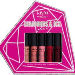 Diamonds & Ice, Please! Soft Matte Lip Cream Vault   Ulta