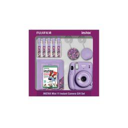Fujifilm Instax Mini 11 Purple Gift Set   Target